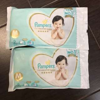 Pampers 中碼尿片 Pampers size:M diapers