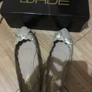 Wade doll shoes