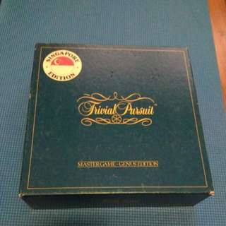 BN Trivial Pursuit game