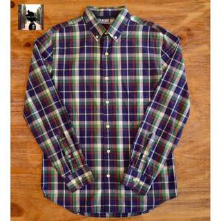 Plaid Polo Shirt by Old Navy