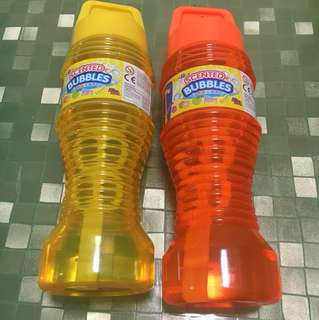Bubble solution