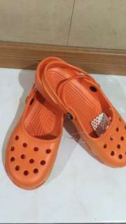 Crocs inspired Orange Sale!