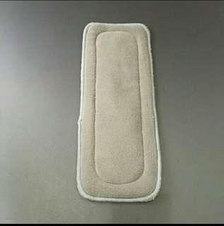 Cloth diaper (insert)