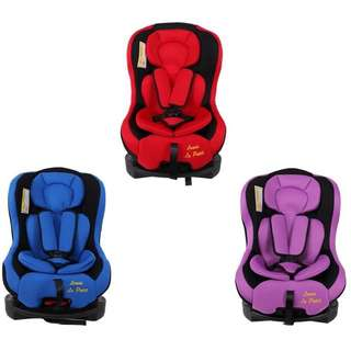 Louis Le Petit Child car safety seat 9months to 4years old