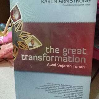 The Great Transformation, awal sejarah Tuhan