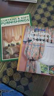 DIY Bedlinen, curtains and drapes
