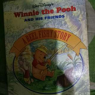 Winnie the Pooh and his Friends story book