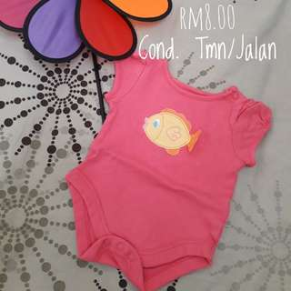 Baby Romper GIRL NB-3M