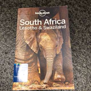 Lonely Planet South Africa