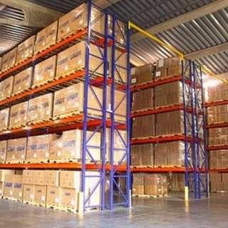 Warehouse Rack System