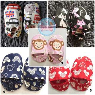 Prewalker shoes 0-6bulan