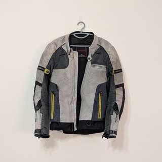 Komine Safety Jacket/ Komine Mesh Jacket Padded