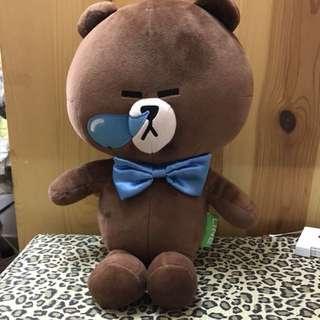 Line Friends Brown 💤 公仔