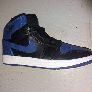 Nike Air Jordan Retro Blue/Black 39