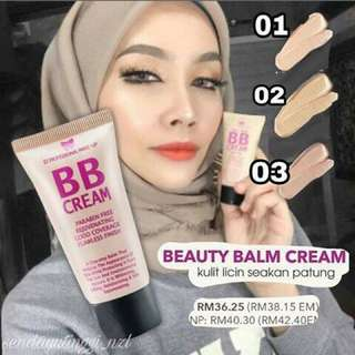 ST Doll Skin BB Cream