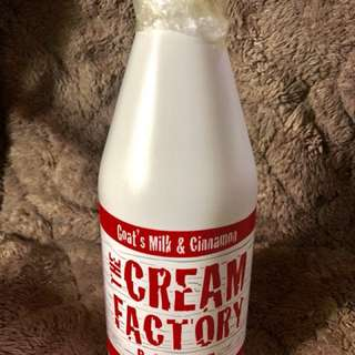 The Cream Factory On Hand