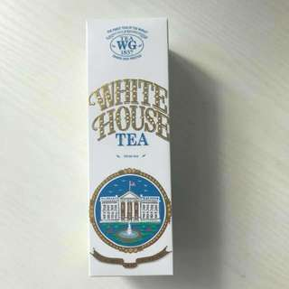 全新 TWG white house  tea 茶葉