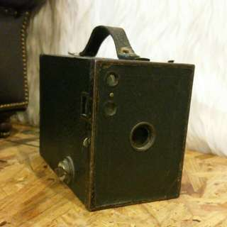 Vintage Brownie Box Camera