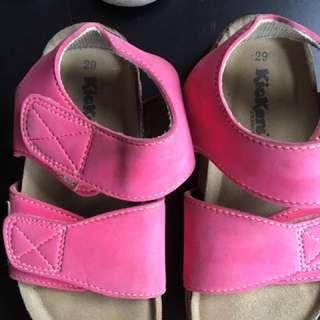 Kickers sandal for girl