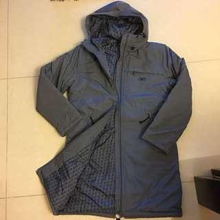 Reebok puffer coat