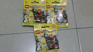 Lego minifigs CM16