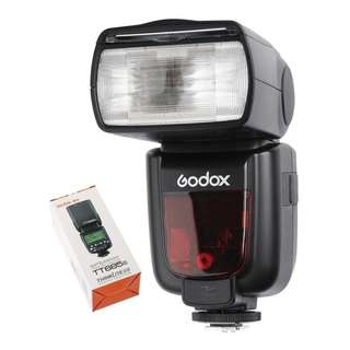 Godox TT685 Thinklite TTL Flash for Canon / Nikon / Sony