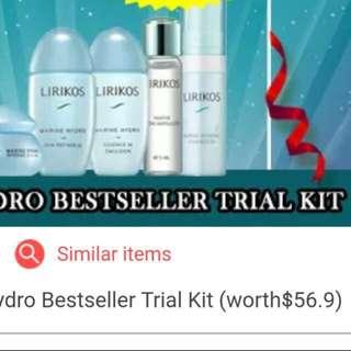 Lirikos Marine Hydro Special Trial Kit