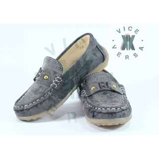 Kids Loafer (Grey)