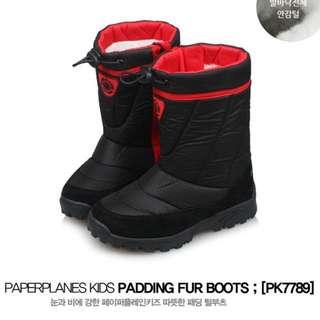 Paperplane Kids Winter Boots