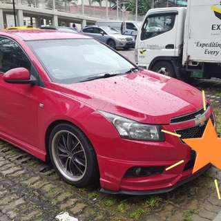 Chevrolet Cruze 1.6L for rent for CNY