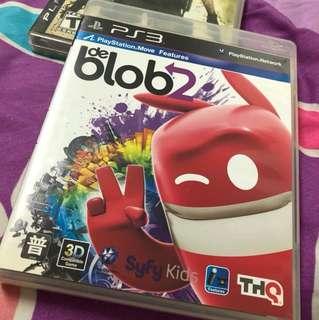 PS3 Game (de blob 2)
