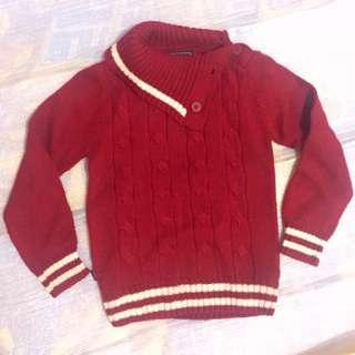 Terranova Kids Knitted Sweater - 5-7yo