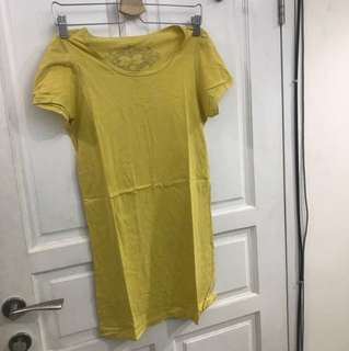 Yellow Kamiseta Tshirt