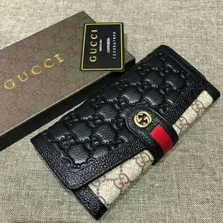 🔥 LEATHER 🔥 GUCCI WALLET