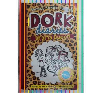 Dork diaries-Drama Queen