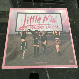 Little Mix - Glory Days. Vinyl Lp. New