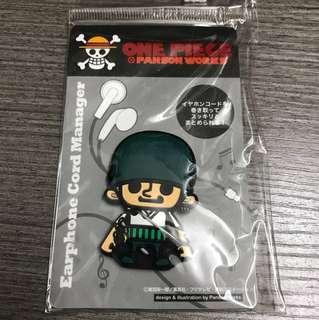 海賊王索隆耳機收集器