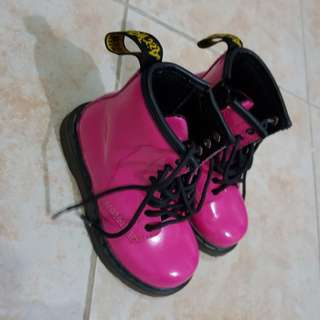 Authentic Dr. Martens Boots baby kids toddlers boots
