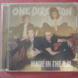 One Direction - Made in the AM CD Album