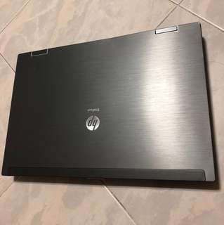 Hp Elitebook 8540w Core i7 Workstation