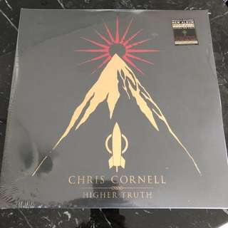Chris Cornell - Higher truth. Vinyl Lp. New