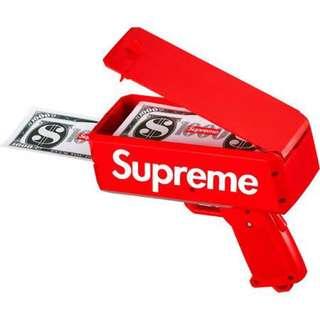 Supreme gun for sale cheap