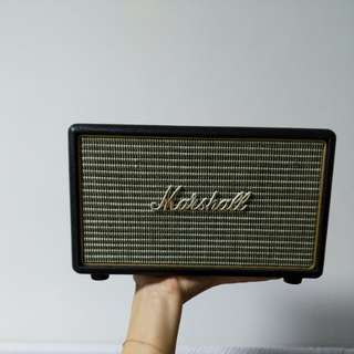 Marshall Acton Speakers w/o box
