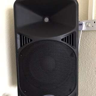 Adler Pro Powered Speaker