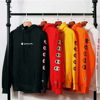 Champion Hoodies Assorted