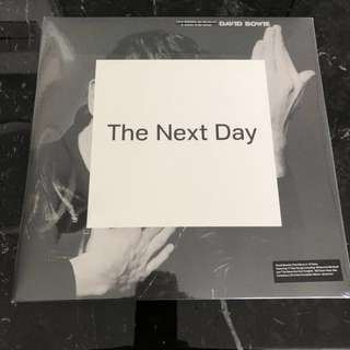 David Bowie - the next day. Vinyl Lp. New
