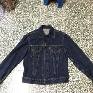 LVC big E levis 日本製 牛仔 外套 牛仔褸 denim jacket