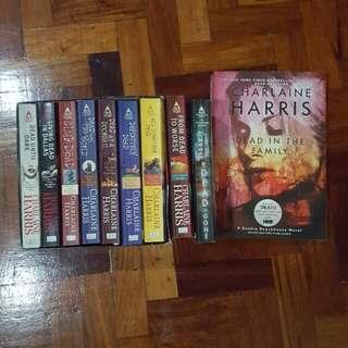 Sookie Stackhouse Novels Book 1-10