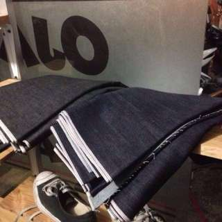 Bahan selvedge uniqlo
