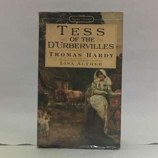 Tess of D'Ubervilles by Thomas Hardy